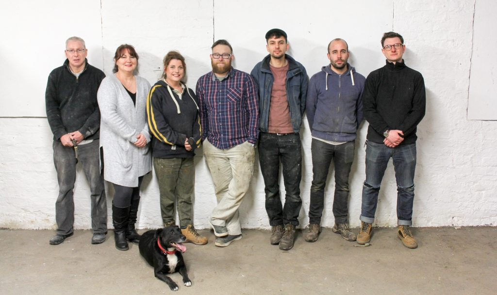 The Urban Grain Team