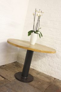 Bespoke Industrial bistro table