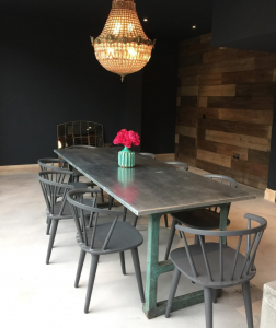 Bespoke Industrial Dining Room Furniture