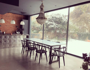 Bespoke Industrial Dining Room Furniture